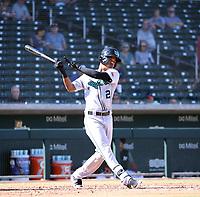 Jose Devers - Salt River Rafters - 2019 Arizona Fall League (Bill Mitchell)