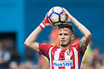 Saul Niguez Esclapez of Atletico de Madrid in action during their La Liga match between Atletico de Madrid vs Athletic de Bilbao at the Estadio Vicente Calderon on 21 May 2017 in Madrid, Spain. Photo by Diego Gonzalez Souto / Power Sport Images