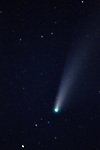 Neowise comet viewed from Mount Tam, Mill Valley, CA