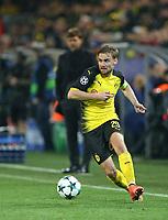 21.11.2017, Football UEFA Champions League 2017/2018,  , 5. match day, Borussia Dortmund - Tottenham Hotspur, Signal-Iduna-Park Dortmund. Marcel Schmelzer (Dortmund)  *** Local Caption *** © pixathlon<br /> <br /> +++ NED + SUI out !!! +++<br /> Contact: +49-40-22 63 02 60 , info@pixathlon.de