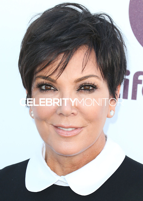 HOLLYWOOD, LOS ANGELES, CA, USA - DECEMBER 10: Kris Jenner arrives at The Hollywood Reporter's 23rd Annual Power 100 Women In Entertainment Breakfast held at Milk Studios on December 10, 2014 in Hollywood, Los Angeles, California, United States. (Photo by Xavier Collin/Celebrity Monitor)