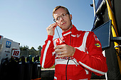 Verizon IndyCar Series<br /> Honda Indy 200 at Mid-Ohio<br /> Mid-Ohio Sports Car Course, Lexington, OH USA<br /> Monday 31 July 2017<br /> Sebastien Bourdais tests his Honda IndyCar for the first time since his major crash at the Indy 500<br /> World Copyright: Michael L. Levitt<br /> LAT Images