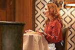 Actress Cristina Castano during the performance of ¿Quien es el Sr. Schmitt?. October 16, 2019. (ALTERPHOTOS/Johana Hernandez)