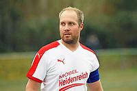 Nick Hoelzel (SKV Büttelborn)  - Büttelborn 22.10.2017: SKV Büttelborn vs. RW Walldorf