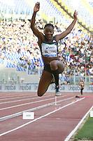 Kimberly Williams JAM   <br /> Roma 02-06-2016 Stadio Olimpico.<br /> IAAF Diamond League 2016<br /> Atletica Legera <br /> Golden Gala Meeting - Track and Field Athletics Meeting<br /> Foto Cesare Purini / Insidefoto