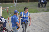 FIERLJEPPEN: BURGUM: 14-07-2018, Keningsljeppen, Bart Helmholt, ©foto Martin de Jong