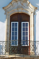 french window with balcony quinta do cotto douro portugal