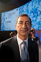 Giuseppe Sala ,dirigente d'azienda italiano, commissario unico di Expo 2015 e amministratore delegato di Expo 2015 S.p.A.