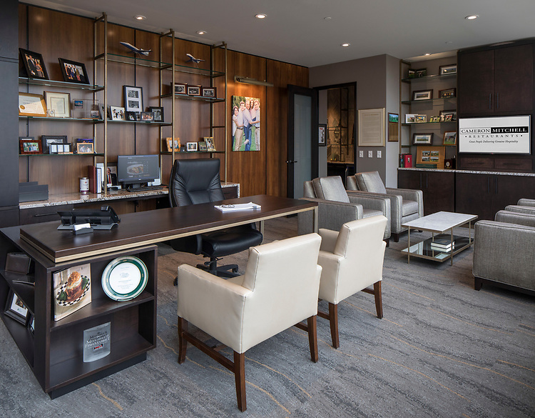 Cameron Mitchell Headquarters   Design Collective