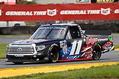 #11: Spencer Davis, Spencer Davis Motorsports, Toyota Tundra