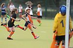 Welsh Youth Hockey Cup Final U11 Girls<br /> Dysynni v Gwent<br /> Swansea University<br /> 06.05.17<br /> ©Steve Pope - Sportingwales