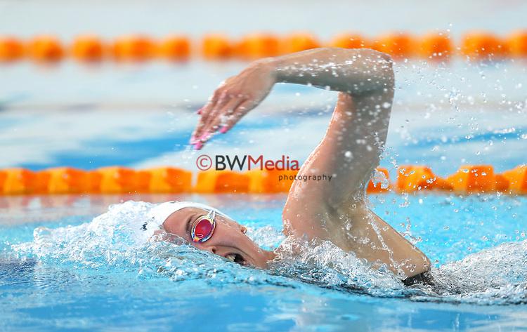 Carina Doyle. Session 7 of the AON New Zealand Swimming Champs, National Aquatic Centre, Auckland, New Zealand. Thursday 8 April 2021 Photo: Simon Watts/www.bwmedia.co.nz