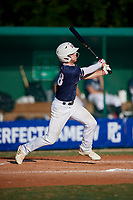 Jack Ben-Shoshan (60) during the WWBA World Championship at Lee County Player Development Complex on October 9, 2020 in Fort Myers, Florida.  Jack Ben-Shoshan, a resident of Houston, Texas who attends St. John's High School, is committed to Rice.  (Mike Janes/Four Seam Images)