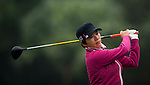 Yuexia Lu of China in action during the Hyundai China Ladies Open 2014 on December 12 2014, in Shenzhen, China. Photo by Xaume Olleros / Power Sport Images