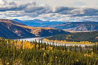 Yukon river, Interior, Alaska.