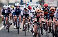 Jolien Dhoore (BEL/Boels-Dolmans)<br /> <br /> AG Driedaagse Brugge-De Panne 2020 (1.WWT)<br /> 1 day race from Brugge to De Panne (156km) <br /> <br /> ©kramon