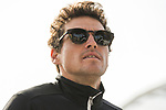 Defending Champion Greg Van Avermaet (BEL) BMC Racing Team at the team presentation before the 116th edition of Paris-Roubaix 2018. 7th April 2018.<br /> Picture: ASO/Pauline Ballet | Cyclefile<br /> <br /> <br /> All photos usage must carry mandatory copyright credit (© Cyclefile | ASO/Pauline Ballet)