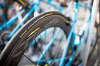 Continental tires for Team AG2R-LaMondiale<br /> <br /> 108th Milano - Sanremo 2017