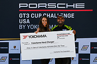 Race 2, Yokohama Hard Charger, #65 ACI Motorsports, Porsche 991 / 2016, GT3G: Efrin Castro