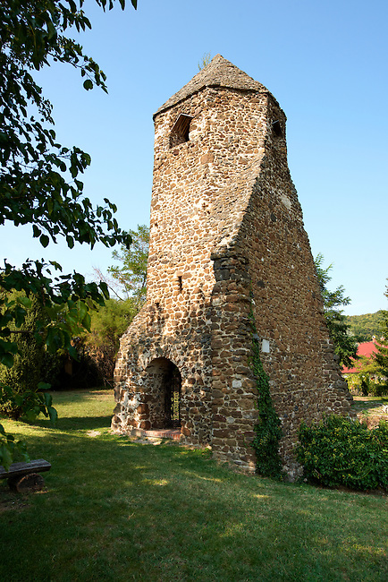 Avasi Torony ( Avasi Church Tower) Szigliget, Balayon, Hungary