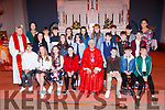 The pupils of Cullina NS who made their Confirmation in St Mary's church Beaufort with Bishop Ray Browne, Fr Fergal Ryan, Principal Leona Twiss and teacher Kate Mulvihill