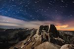 John Muir Wilderness, Sierra Nevada Mountains