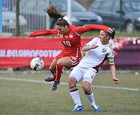 2013.04.04 U19 Switzerland - Russia