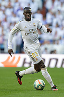 Real Madrid´s  Ferland Mendy  during La Liga match. February 1, 2020. <br /> (ALTERPHOTOS/David Jar)<br /> 01/02/2020 <br /> Liga Spagna 2019/2020 <br /> Real Madrid - Atletico Madrid  <br /> Foto Alterphotos / Insidefoto <br /> ITALY ONLY