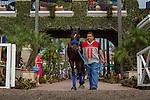 JUL 26,2014:Fed Biz,ridden by Martin Garcia,wins the San Diego Handicap at Del Mar in Del Mar,CA. Kazushi Ishida/ESW/CSM