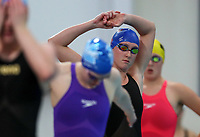 Hayley McIntosh (1500m Free) during the AON New Zealand Swimming Champs, National Aquatic Centre, Auckland, New Zealand. Monday 5 April 2021 Photo: Simon Watts/www.bwmedia.co.nz