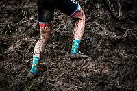 happy socks<br /> <br /> Women's U23 race<br /> UCI 2020 Cyclocross World Championships<br /> Dübendorf / Switzerland<br /> <br /> ©kramon