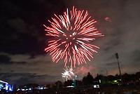 Celebracion 481 años de Bogota, 06-08-2019