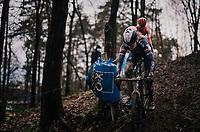 Puck Pieterse (NED/Alpecin-Fenix)<br /> <br /> X2O Herentals Cross 2020 (BEL)<br /> <br /> ©kramon