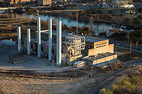 City of Austin - Seaholm Power Plant historic former power station - Stock Photo Image Gallery