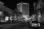 Cotton Ave in downtown Macon, Ga. Nov. 21, 2010.