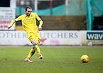 Dundee v St Johnstone…10.03.18…  Dens Park    SPFL<br />Chris Kane scores saingts second goal<br />Picture by Graeme Hart. <br />Copyright Perthshire Picture Agency<br />Tel: 01738 623350  Mobile: 07990 594431