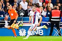 19th September 2021: Le Parc des Princes, Paris, France; French League 1 football Paris Saint Germain versus Olympique Lyonnais:  Xherdan Shaquiri OL