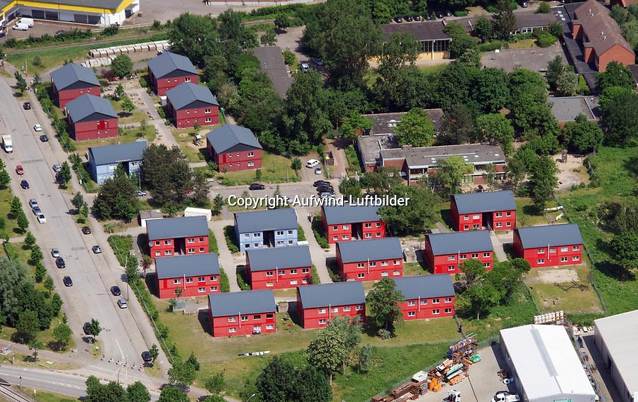 Wohnunterkunft Berzeliusstrasse Billbrook