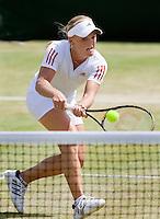 27-6-09, England, London, Wimbledon, Melanie Oudin