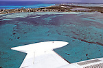 View Of Bimini From Plane