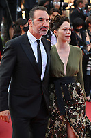 CANNES, FRANCE. July 17, 2021: Nathalie Pechalat & Jean Dujardin  at the Closing Gala & Awards Ceremony, and From Africa With Love Premiere at the 74th Festival de Cannes.<br /> Picture: Paul Smith / Featureflash