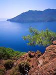 Mediterranean Sea, Cavus, Turkey