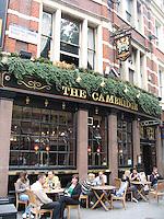 The Cambridge British Pub