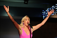 Singer Betsy, performs at the National Waterfront Museum in Swansea, Wales, UK.<br /> NO SYNDICATION<br /> NO THIRD PARTY SYNDICATION