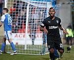 27.02.18 St Johnstone v Rangers:<br /> Alfredo Morelos celebrates his goal