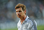 Andre Villas-Boas of Chelsealooks on during the Asia Trophy Final match against Aston Villa at the Hong Kong Stadium on July 30, 2011 in So Kon Po, Hong Kong. Photo by Victor Fraile / The Power of Sport Images