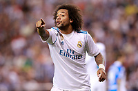 Real Madrid's Marcelo Vieira during La Liga match. August 20,2017.  *** Local Caption *** © pixathlon +++ tel. +49 - (040) - 22 63 02 60 - mail: info@pixathlon.de