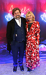 "Oskar Eustis and Laurie Eustis attends the Broadway Opening Night Arrivals for ""Angels In America"" - Part One and Part Two at the Neil Simon Theatre on March 25, 2018 in New York City."