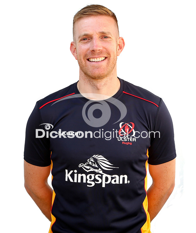 Tuesday 24th August 2021<br /> <br /> Kyle Alexander - Ulster Rugby Physio<br /> Ulster Rugby Head Shots at Kingspan Stadium, Ravenhill Park, Belfast, Northern Ireland. Photo by John Dickson/Dicksondigital