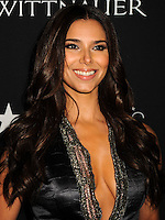 NEW YORK CITY, NY, USA - SEPTEMBER 18: Roselyn Sanchez arrives at the 2014 Icons Of Style Gala Hosted By Vanidades held at the Mandarin Oriental Hotel on September 18, 2014 in New York City, New York, United States. (Photo by Celebrity Monitor)
